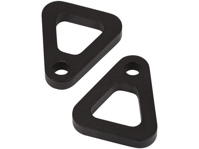 Cube pidike , musta